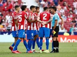 """Ispanijos čempionai namuose nepalaužė """"Athletic"""" ekipos"""