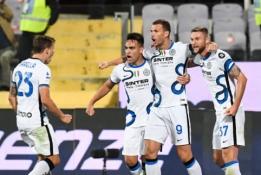 """""""Inter"""" iškovojo dar vieną pergalę Italijoje"""
