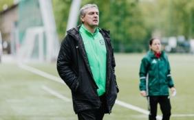 """Ž. Grudzinskas apie debiutą UEFA Jaunimo lygoje: """"Laukia labai sunkios rungtynės"""""""