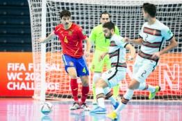 Futsal: du įspūdingi sugrįžimai ir paaiškėjusios pusfinalio poros