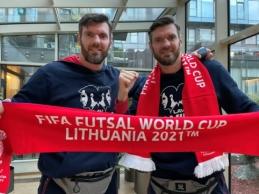 Lavrinovičiai – apie palaikomą rinktinę pasaulio čempionate ir sirgalių arenoje svarbą