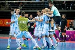 """Pirmo Argentinos triumfo kalvis: """"Seniai sakiau, kad vėl laimėsime"""""""