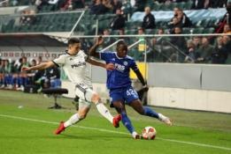 """EL: """"Leicester City"""" pralaimėjo Lenkijoje, o """"Napoli"""" nusileido Maskvos """"Spartakui"""""""