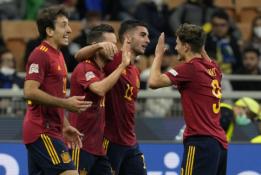 Ispanija žengė į Tautų lygos finalą