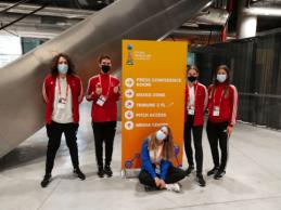 Pasaulio čempionate Lietuvoje dirbo ir savanoriai iš užsienio