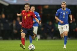 """""""Barcelona"""" paruošė penkerių metų kontraktą 17-mečiui vunderkindui Gavi"""