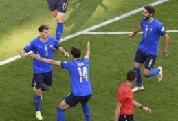 Tautų lygos mažajame finale triumfavo turnyro šeimininkai italai
