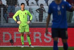 """T. Courtois: """"Žaidėme tik tam, kad UEFA galėtų gauti papildomų pinigų"""""""