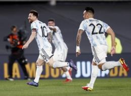 PČ atranka: autsaiderių pergalės, pirmi Brazilijos pamesti taškai ir jubiliejinis Messi įvartis