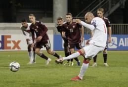 PČ atranka: turkai paskutinę akimirką išsigelbėjo Latvijoje