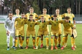 U–21 per septynias minutes pralaimėjo rusams