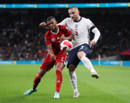 """PČ atranka: anglai nesugebėjo įveikti vengrų, C. Ronaldo pelnė """"hat-tricką"""" į Liuksemburgo vartus"""