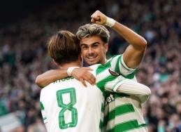 """Atkeltose Europos lygos rungtynėse svarbią pergalę iškovojo """"Celtic"""""""