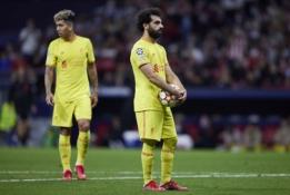 """M. Salah dar kartą įsirašė į """"Liverpool"""" klubo istoriją"""