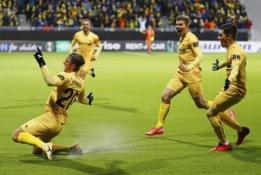 """""""Žalgirio"""" skriaudikai """"AS Romą"""" pavaišino 6 įvarčiais, """"Tottenham"""" taip pat pralaimėjo"""