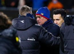 J. Mourinho prisiėmė kaltę dėl fiasko Norvegijoje
