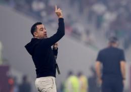 """Xavi apie galimybę treniruoti """"Barcą"""": niekada neslepiau – tai yra mano svajonė"""