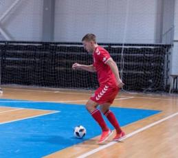 """Futsal A lyga: """"Panevėžio"""" įvarčių fejerverkas"""