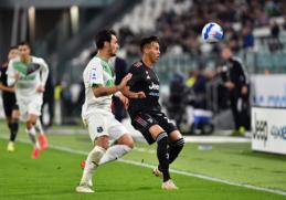 """""""Juventus"""" gavo antausį nuo """"Sassuolo"""""""
