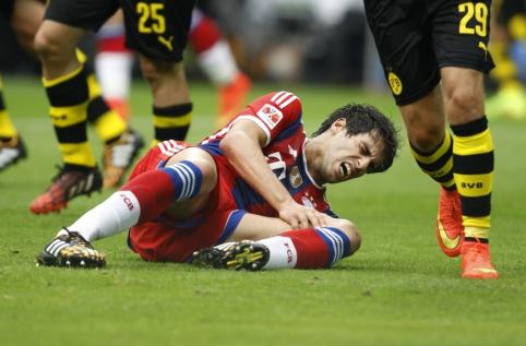 """""""Borussia"""" ir vėl nukovė """"Bayern"""" Vokietijos Supertaurėje (VIDEO)"""