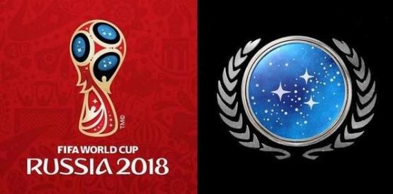 POP: Internautai pasityčiojo iš Rusijos WC 2018 logotipo (nuotraukų galerija)