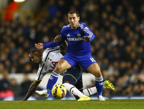 """Londono derbyje - aštuoni įvarčiai ir """"Tottenham"""" antausis """"Chelsea"""" klubui (FOTO, VIDEO)"""