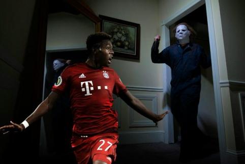 POP: Kaip futbolo žvaigždės pasipuošė per Helovyną (FOTO)