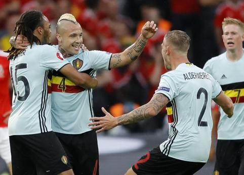 Velso pasaka tęsiasi: nugalėta Belgija ir iškovotas kelialapis į pusfinalį (VIDEO, FOTO)
