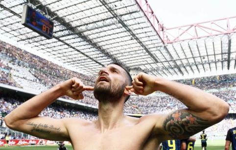 Milano derbis - kupinas emocijų