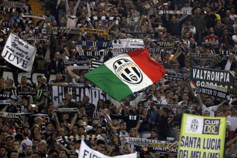"Serie A: ""Roma"" - ""Juventus"""