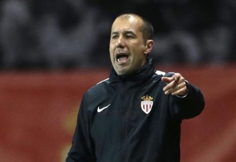 """Monaco"" pergalė prieš ""Saint-Etienne"" ir triumfas ""Ligue 1"""