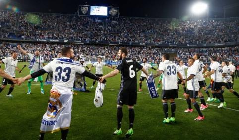 """33-asis """"karališkųjų"""" trofėjus Ispanijoje"""