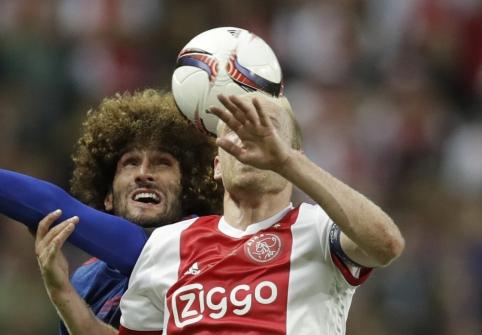 "Europos lygos finalas: ""Ajax"" - ""Manchester United"""