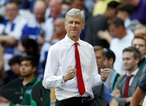 "FA taurės finale - ""Arsenal"" triumfas"