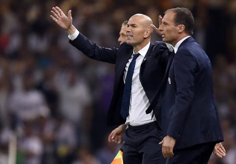 "ČL finalas: ""Juventus"" - ""Real"""