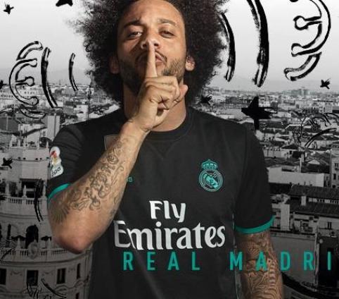 """""""Real"""" pristatė 2017-18 metų sezono aprangas"""