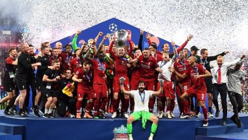 Čempionų lygos finalas Madride