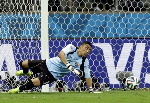 """Pasaulio čempionate sužibėjęs K.Navasas karjerą tęs """"Bayern"""" klube"""
