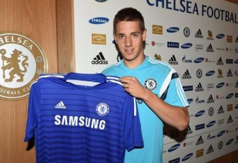 """""""Chelsea"""" įsigijo 19-metį kroatą M.Pašaličių"""