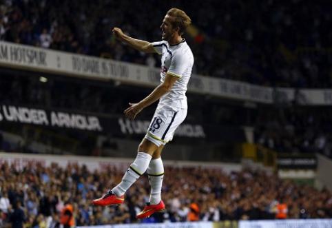 """""""Tottenham"""" ir """"Villarreal"""" užtikrintai pateko į Europos lygą"""