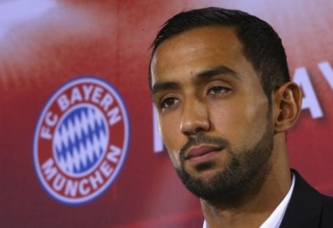 """M.Benatia: """"Bayern"""" - geriausias klubas pasaulyje"""