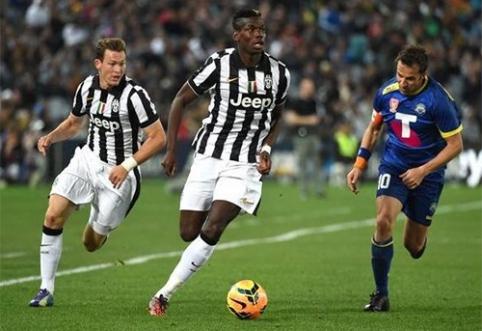 """""""Juventus"""" nugalėjo """"A-League"""" žvaigždes su A.Del Piero (VIDEO)"""