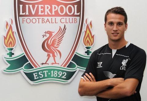 """Oficialu: """"Liverpool"""" išsinuomojo gynėją J.Manquillo"""