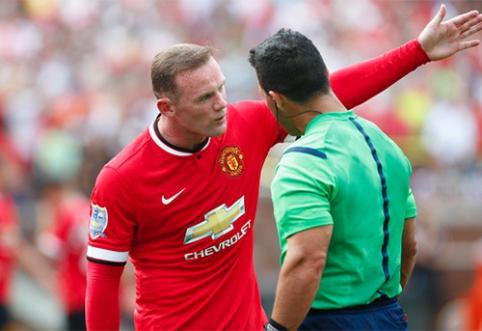 L.van Gaalas: W.Rooney nusipelnė turnyro MVP apdovanojimo