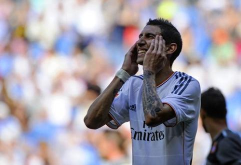"""""""Real"""" A.Di Maria parduos už klubo rekordinę 80 mln. eurų sumą?"""