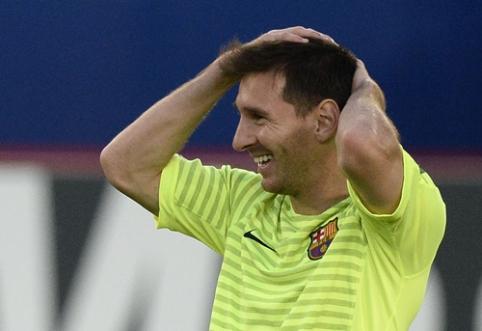 """L. Messi buvo per žingsnį nuo persikėlimo į """"Chelsea"""""""
