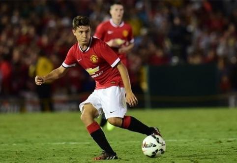 """Man Utd"" klubas jau galės remtis A.Herrera ir R.Falcao"