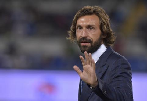 A. Del Piero: A. Pirlo gali pranokti ir Z. Zidane'ą