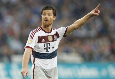 """X.Alonso """"Bayern"""" klube taikosi į trečią Čempionų lygos trofėjų"""