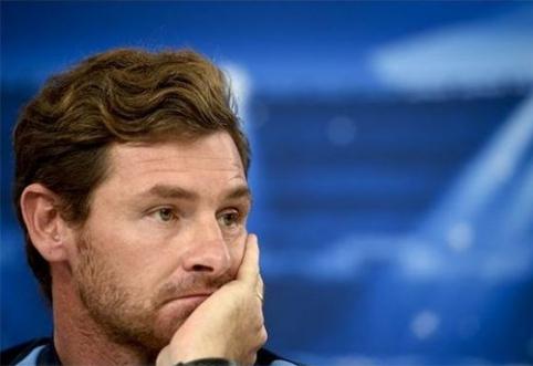 """A.Villasas-Boasas kritiškai atsiliepė apie """"Tottenham"""" vadovą"""